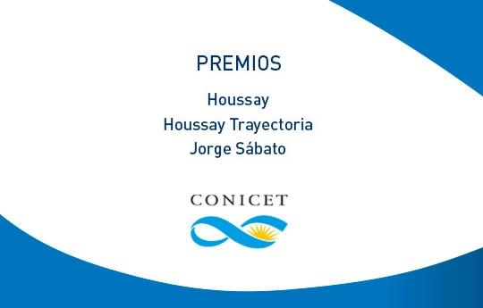 Premios-Houssay