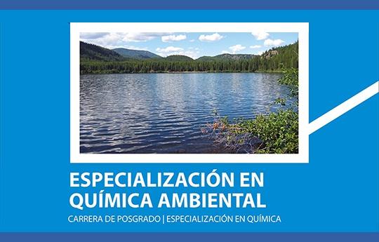 Afiche Carrera Espec Farmacia Hospitalaria original