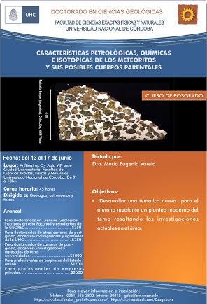 Curso Meteoritos