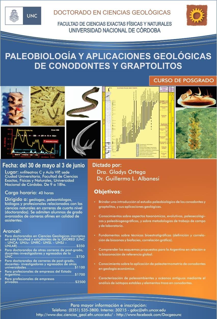 curso de paleobiología