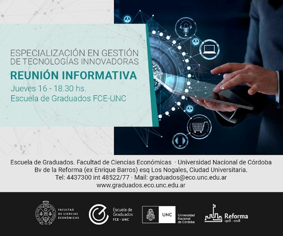 Reunión Informativa - Newsletter